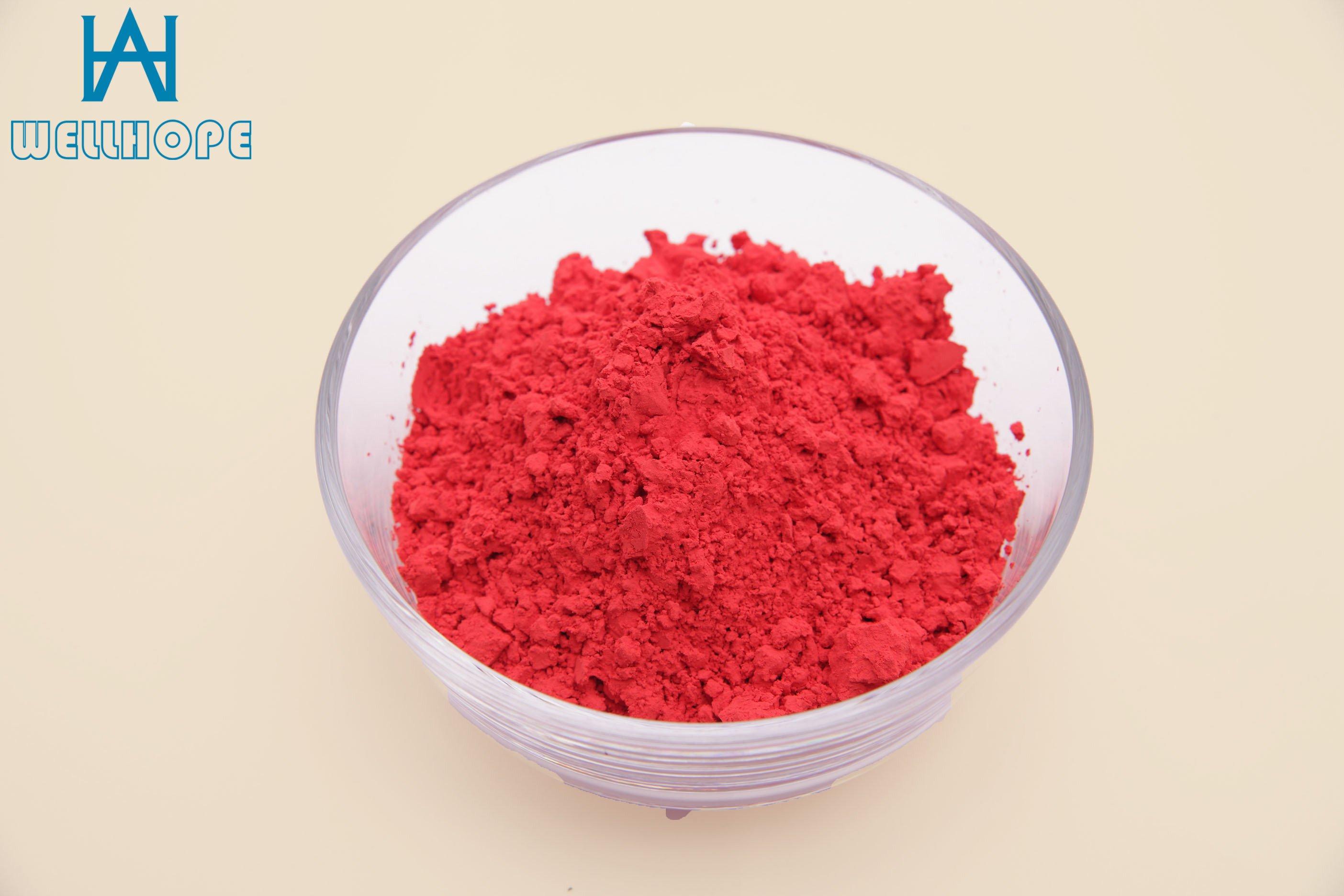 Ceramic Pigment Inclusion Color Inclusion Red WPF-945020